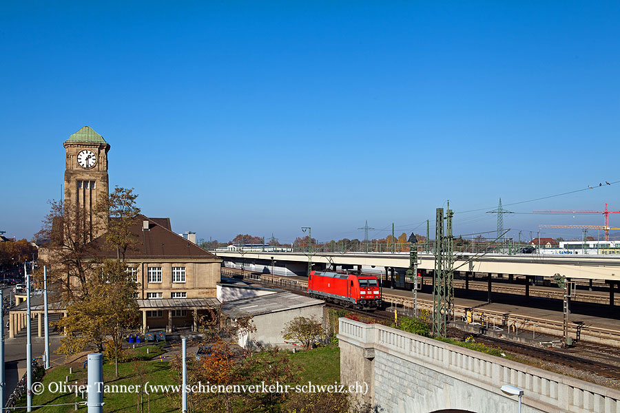 "Bahnhof ""Basel Badischer Bahnhof"""