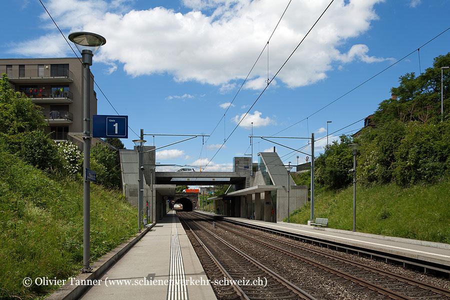 "Bahnhof ""Basel Dreispitz"""