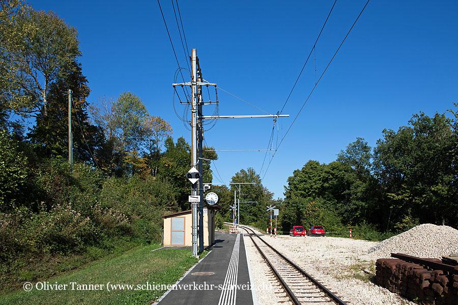 "Bahnhof ""Bassins"""