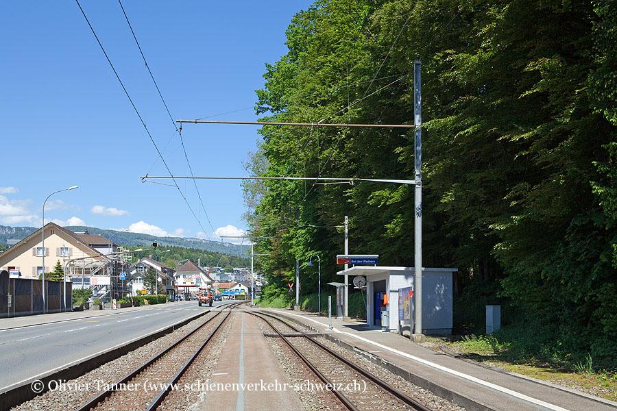 """Bahnhof """"Bei den Weihern"""""""