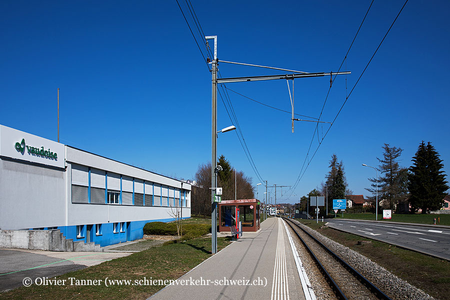 "Bahnhof ""Bel-Air VD"""