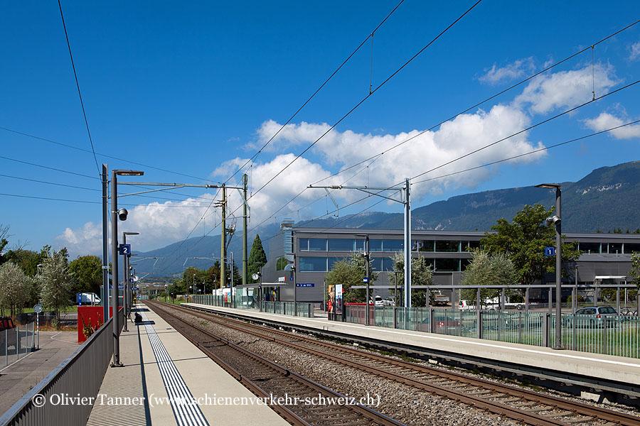 """Bahnhof """"Bellach"""""""