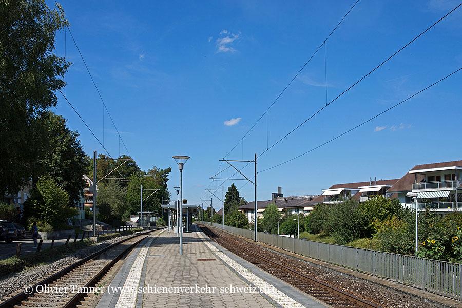 "Bahnhof ""Belp Steinbach"""