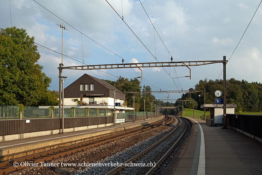 """Bahnhof """"Benzenschwil"""""""