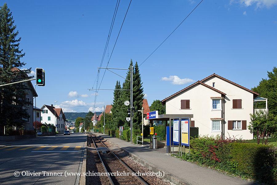 "Bahnhof ""Bergfrieden"""
