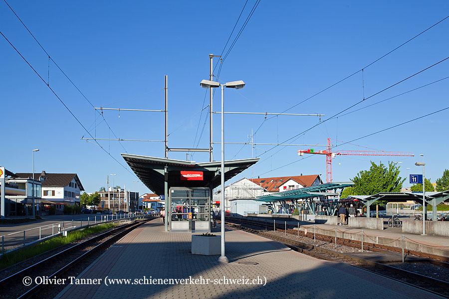 "Bahnhof ""Berikon-Widen"""