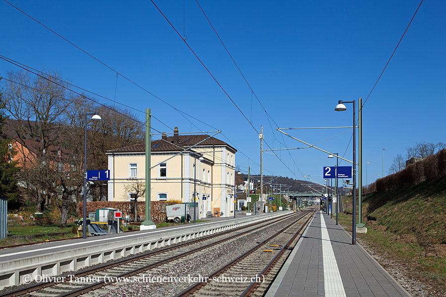 """Bahnhof """"Beringen Bad Bf"""""""