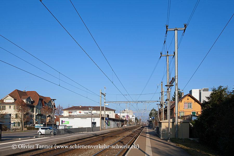 """Bahnhof """"Bern Bümpliz Süd"""""""