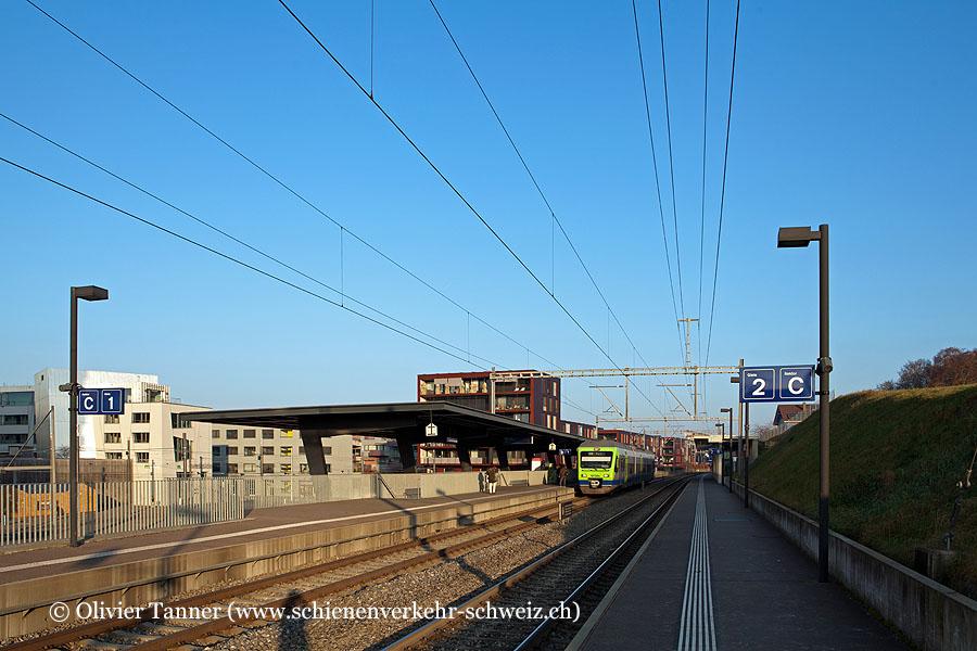 "Bahnhof ""Bern Brünnen Westside"""