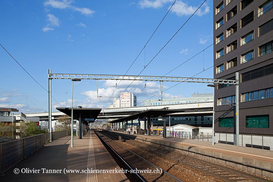 """Bahnhof """"Bern Europaplatz SBB"""""""