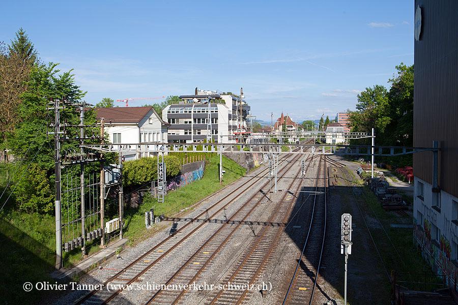 """Bahnhof """"Bern Fischermätteli"""""""