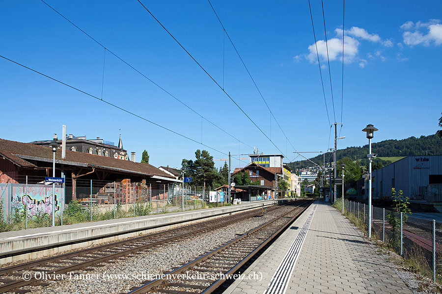 "Bahnhof ""Bern Weissenbühl"""