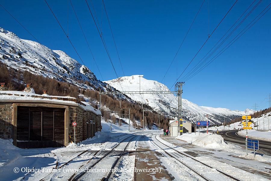 "Bahnhof ""Bernina Suot"""
