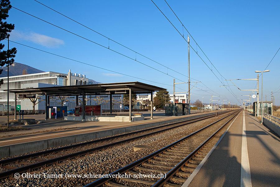 "Bahnhof ""Bettlach"""