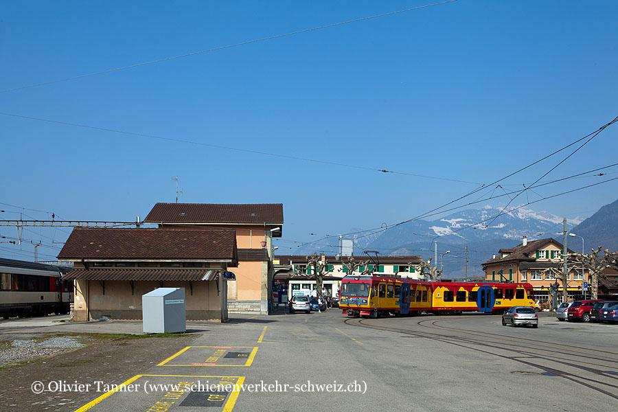 "Bahnhof ""Bex BVB"""
