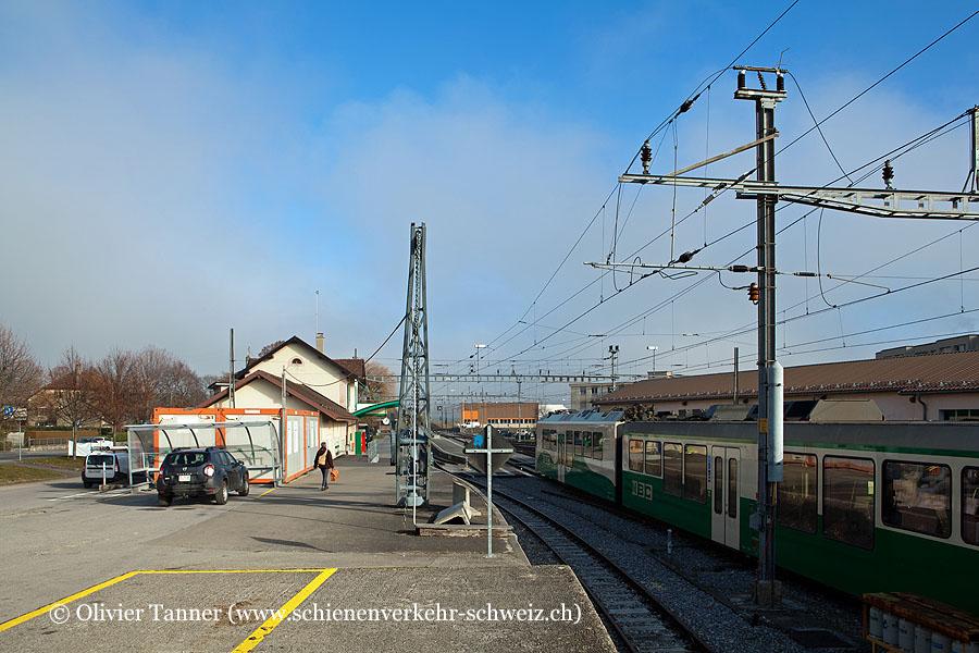 """Bahnhof """"Bière"""""""