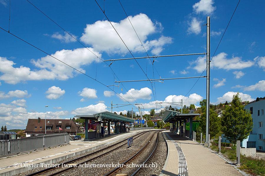 "Bahnhof ""Bibenlos-Sonnenhof"""