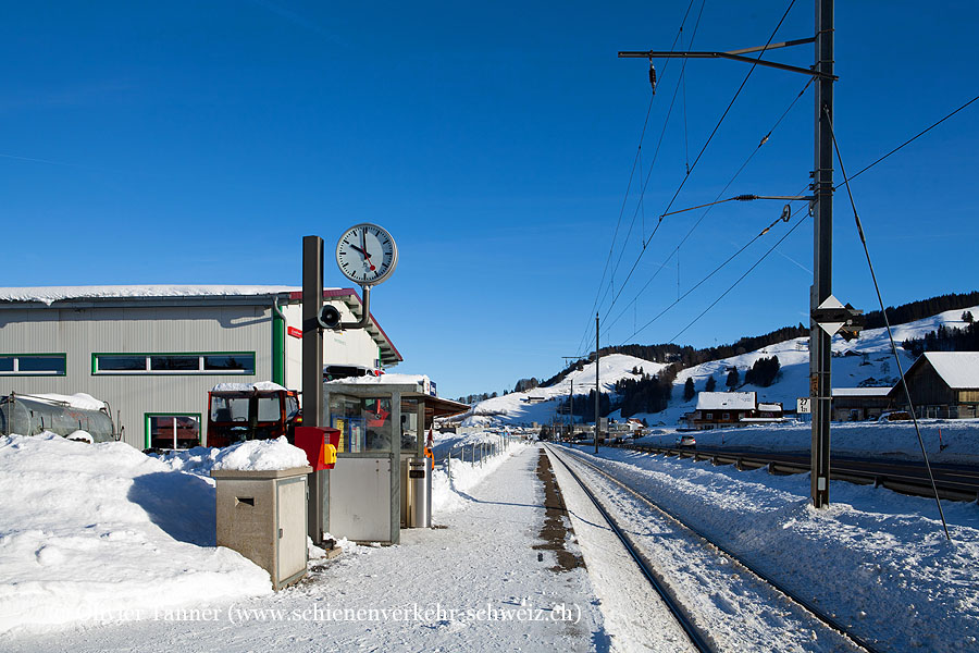 "Bahnhof ""Biberegg"""