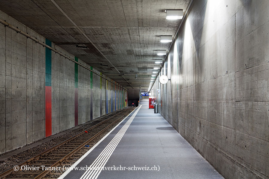 """Bahnhof """"Biel Bienne ASM"""""""