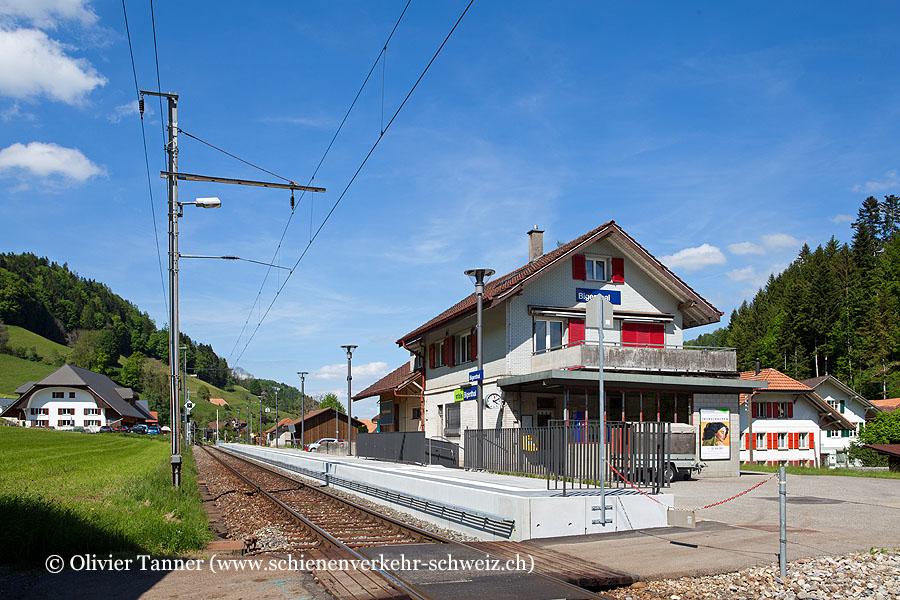 "Bahnhof ""Bigenthal"""