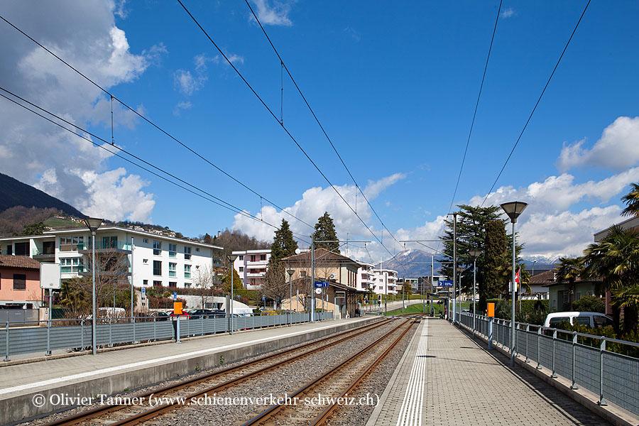 """Bahnhof """"Bioggio"""""""