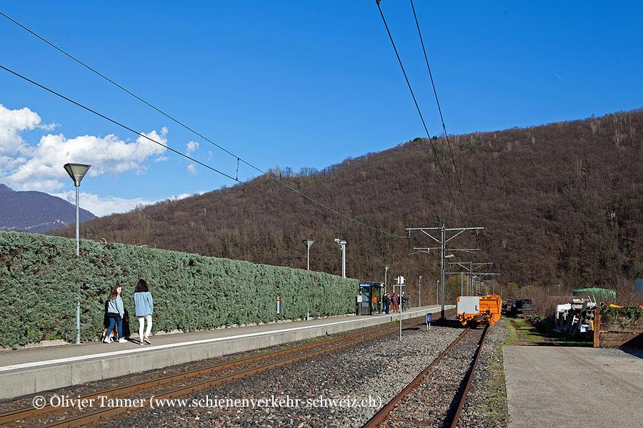 "Bahnhof ""Bioggio Molinazzo"""