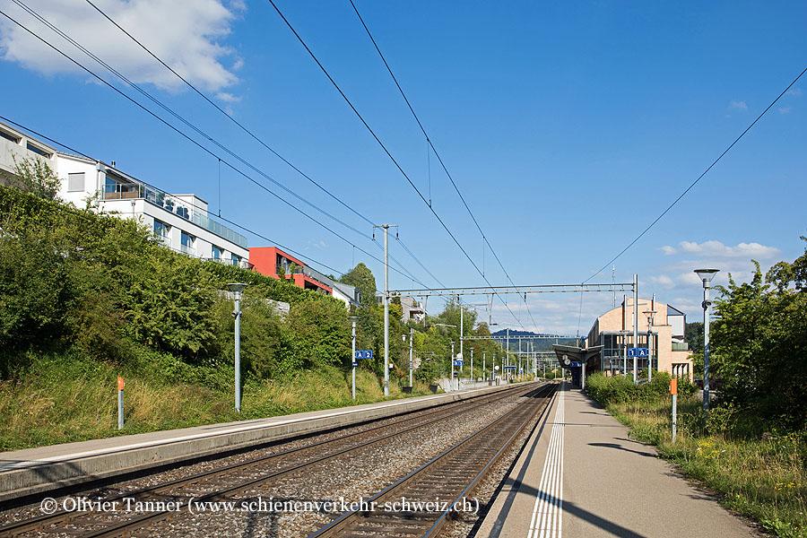 "Bahnhof ""Birmensdorf ZH"""