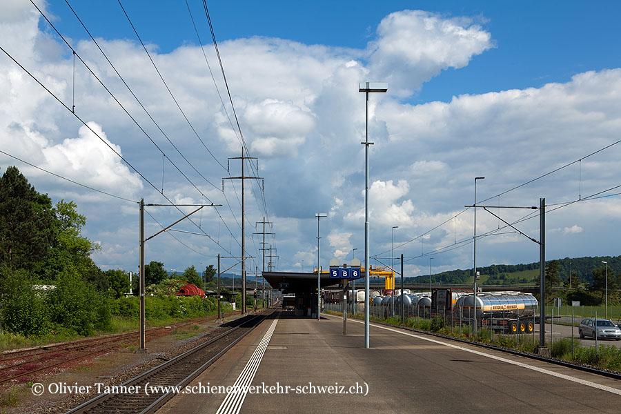 """Bahnhof """"Birr"""""""