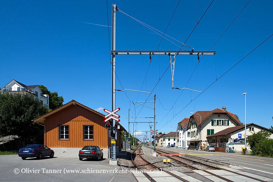 """Bahnhof """"Birrwil"""""""