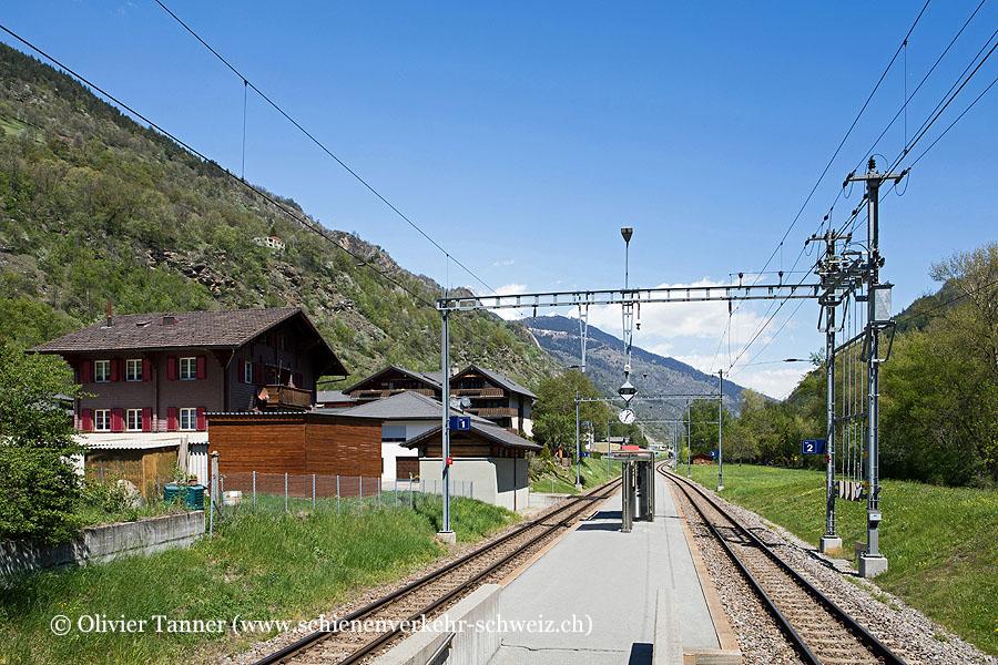 """Bahnhof """"Bitsch"""""""