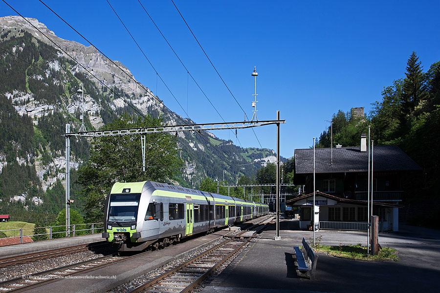 "Bahnhof ""Blausee-Mitholz"""