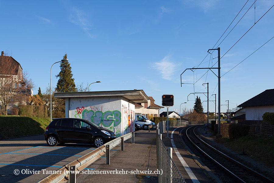 """Bahnhof """"Bleichenberg"""""""