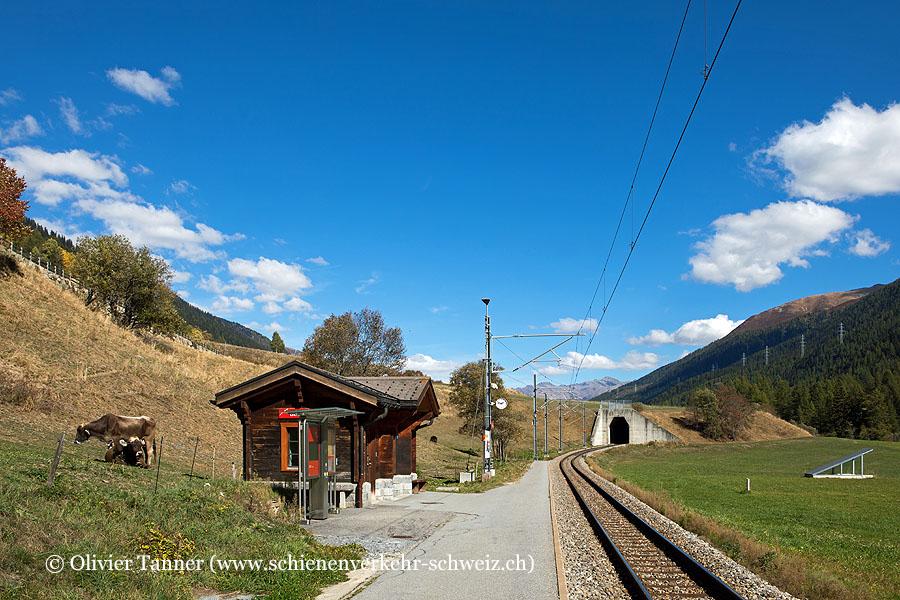 "Bahnhof ""Blitzingen"""
