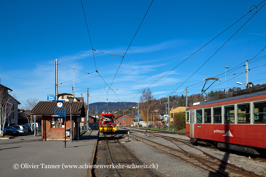 "Bahnhof ""Blonay"""