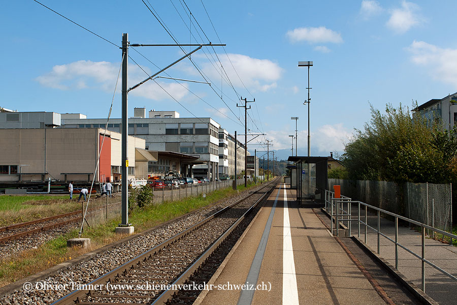 "Bahnhof ""Blumenau"""