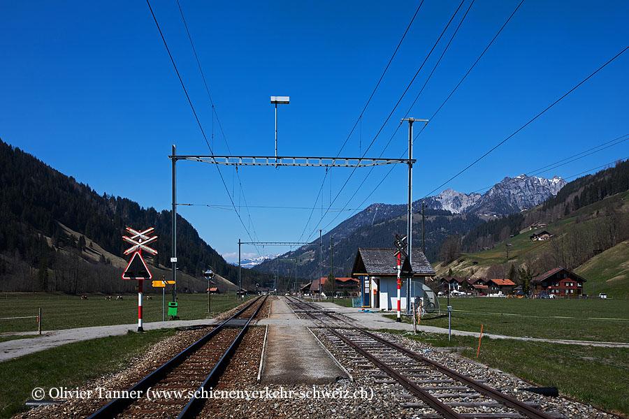 """Bahnhof """"Boden"""""""