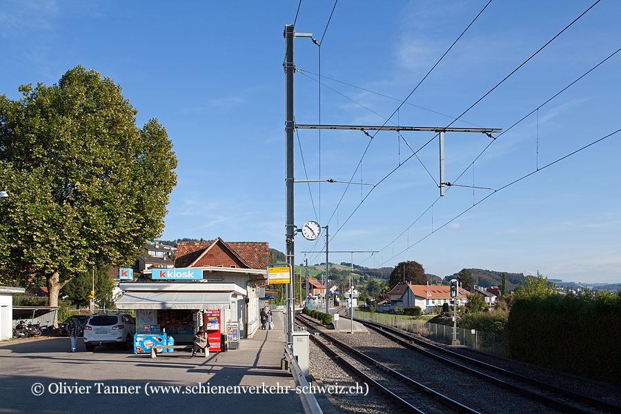 """Bahnhof """"Boll-Utzigen"""""""