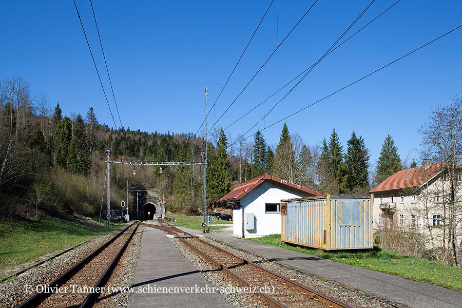 "Bahnhof ""Bollement"""