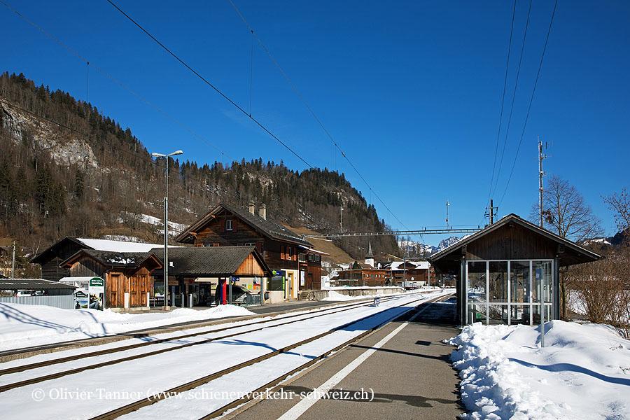 """Bahnhof """"Boltigen"""""""