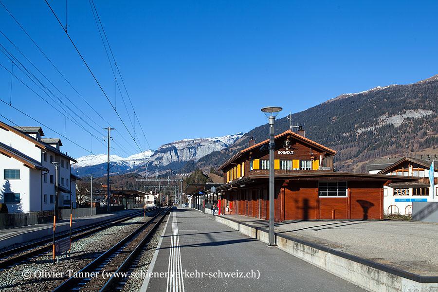 """Bahnhof """"Bonaduz"""""""