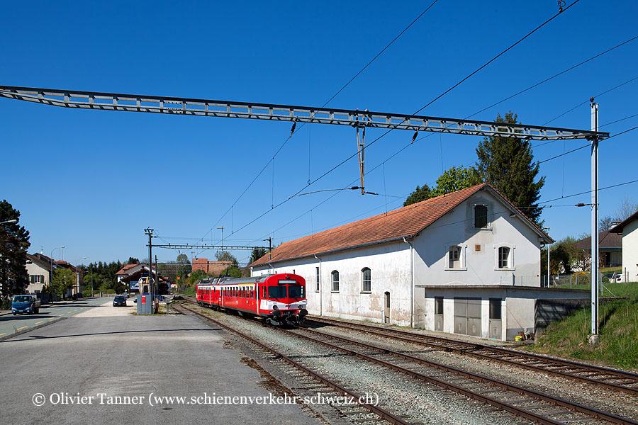 "Bahnhof ""Bonfol"""