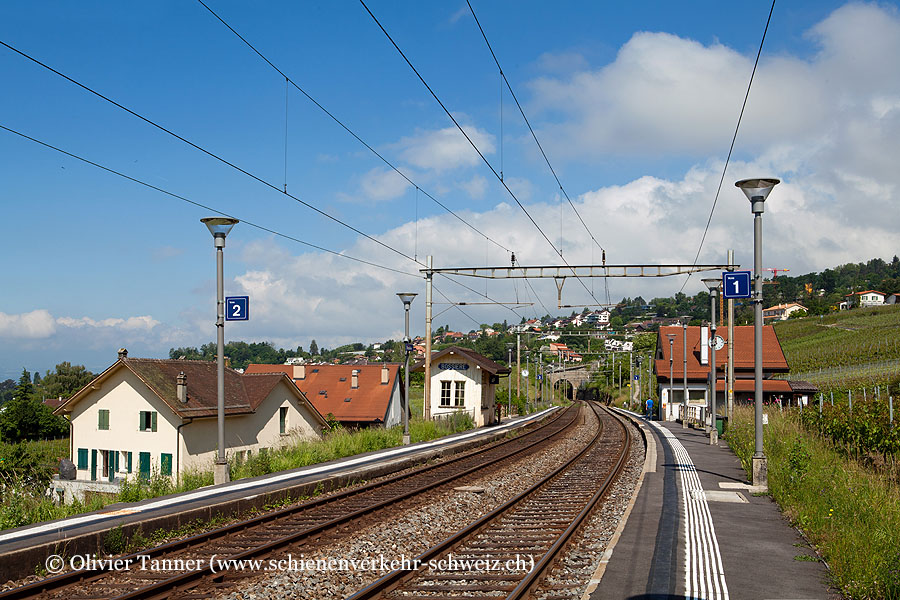 "Bahnhof ""Bossière"""