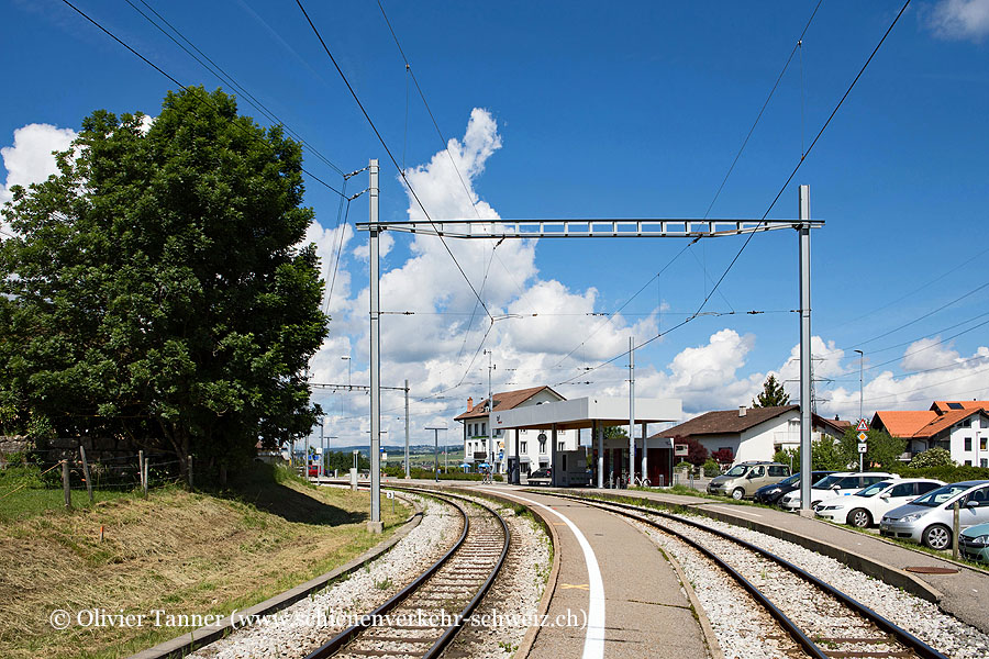 "Bahnhof ""Bossonnens"""