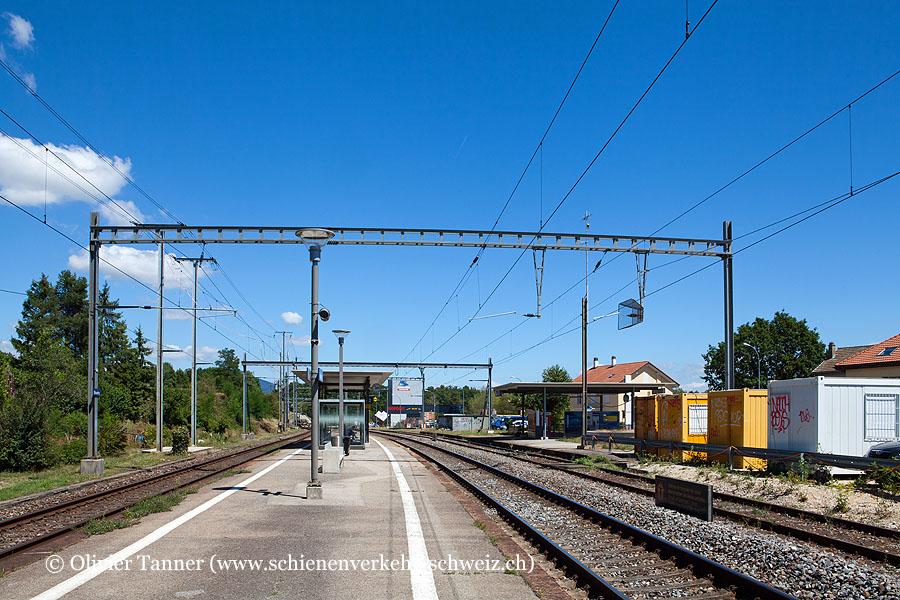 """Bahnhof """"Boudry"""""""