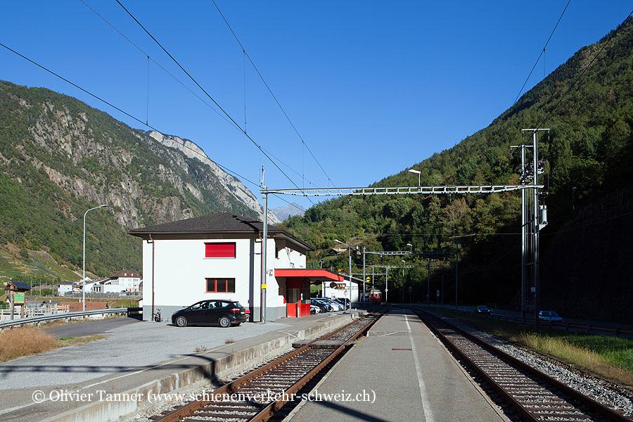 """Bahnhof """"Bovernier"""""""
