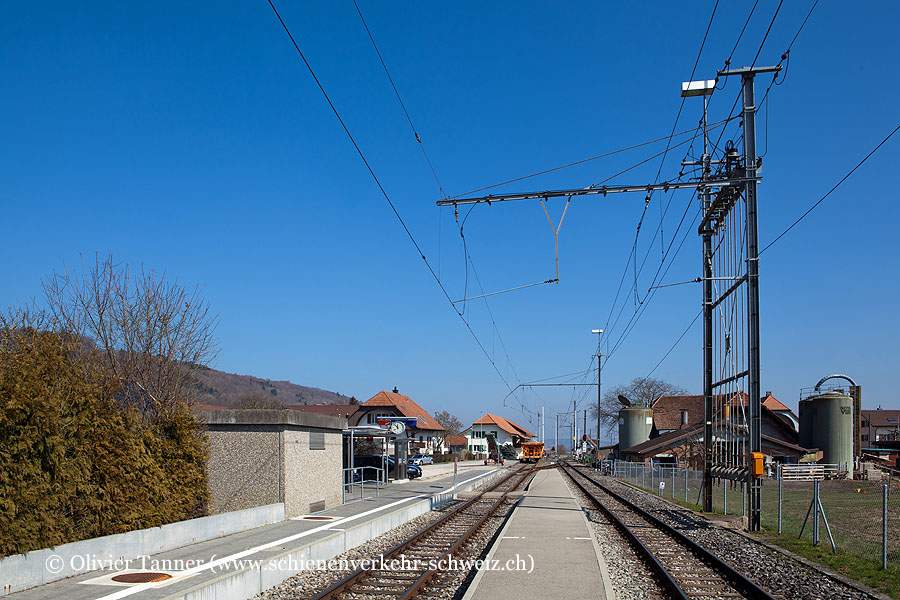 "Bahnhof ""Brüttelen"""