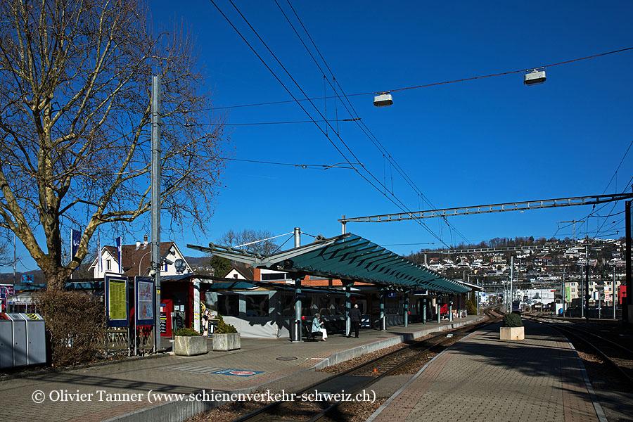 """Bahnhof """"Bremgarten"""""""