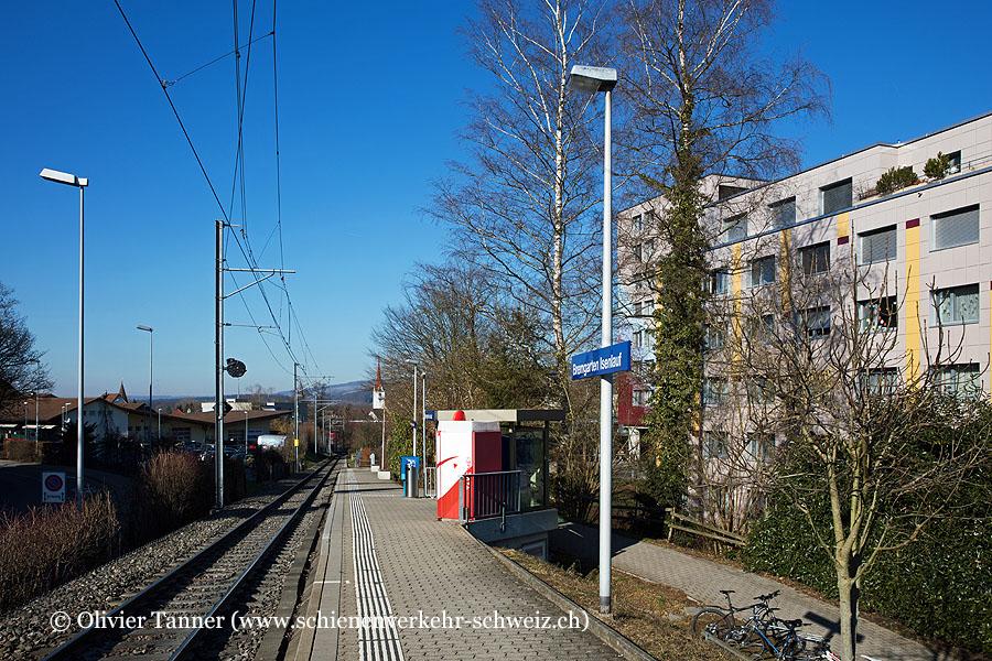 "Bahnhof ""Bremgarten Isenlauf"""