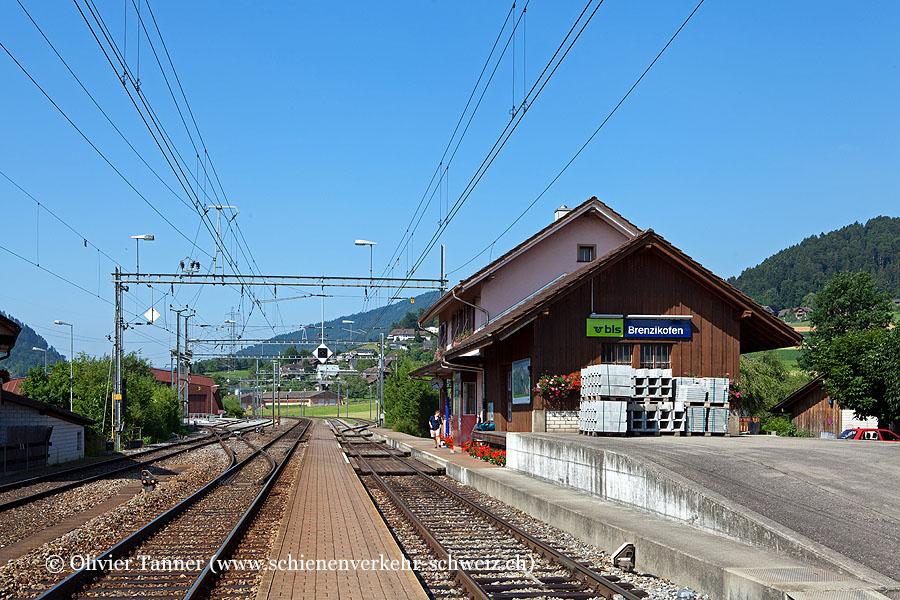 """Bahnhof """"Brenzikofen"""""""
