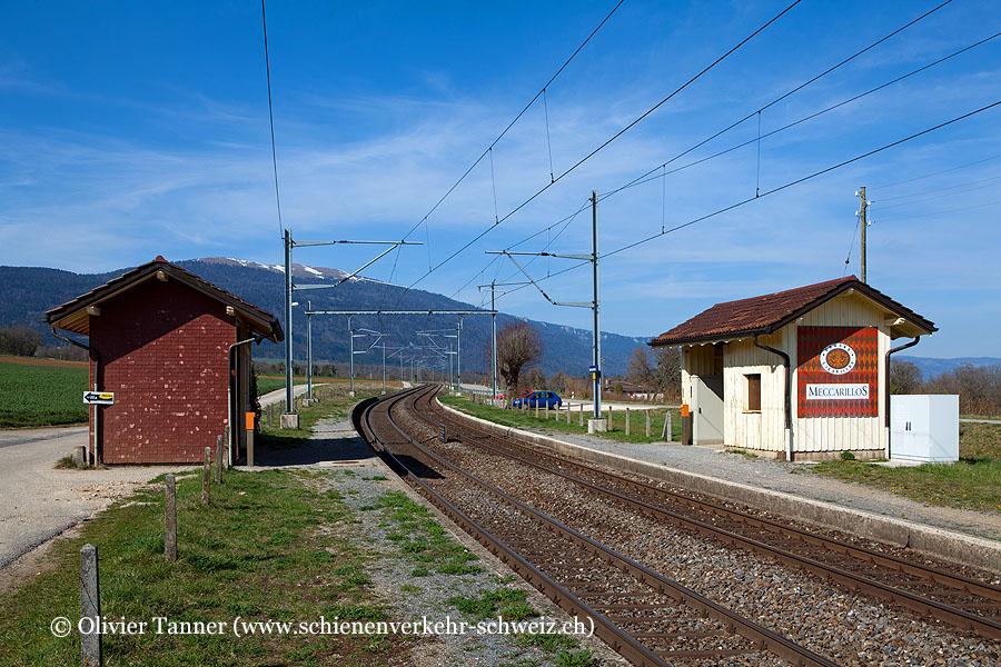 "Bahnhof ""Bretonnières"""